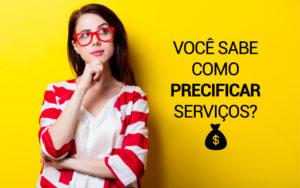 precificar serviços